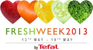 Fresh Week Challenge