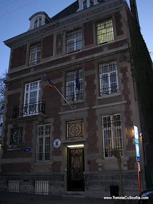 ambasada romaniei in belgia