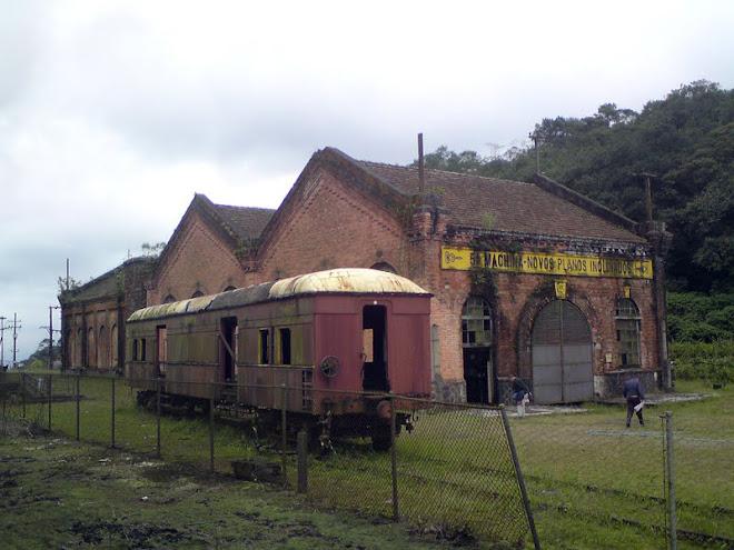 Museu Funicular (Paranapiacaba)
