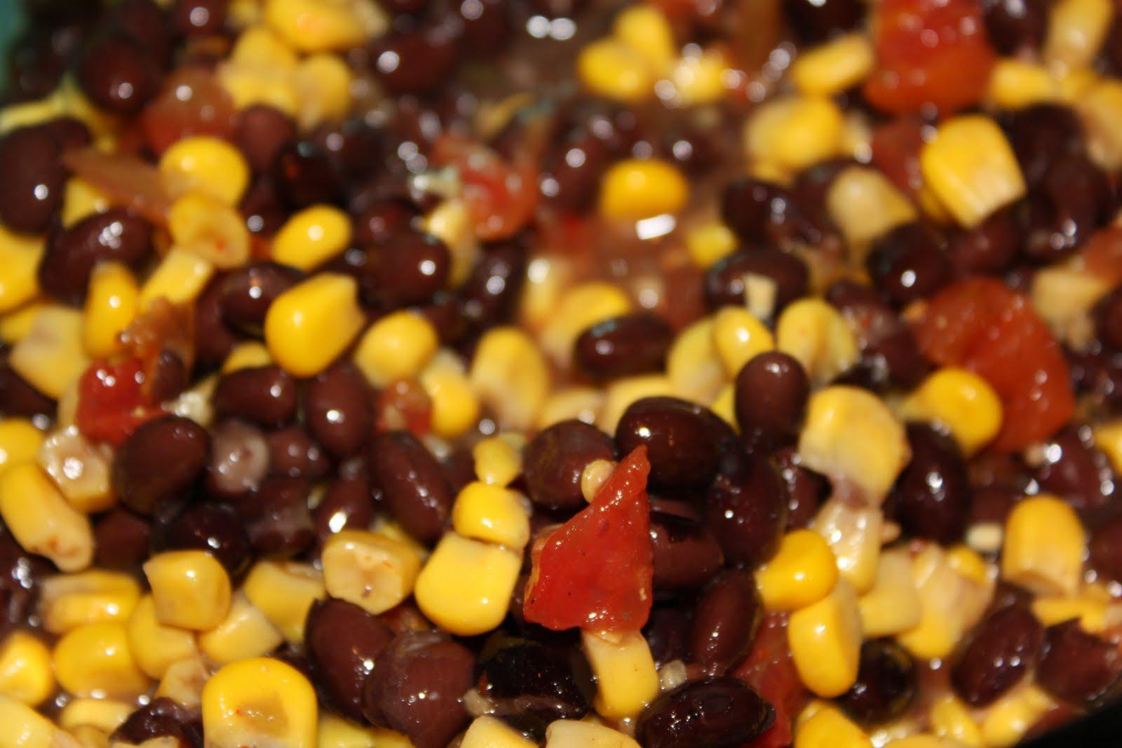 Jenna Blogs: Black Bean and Corn Relish