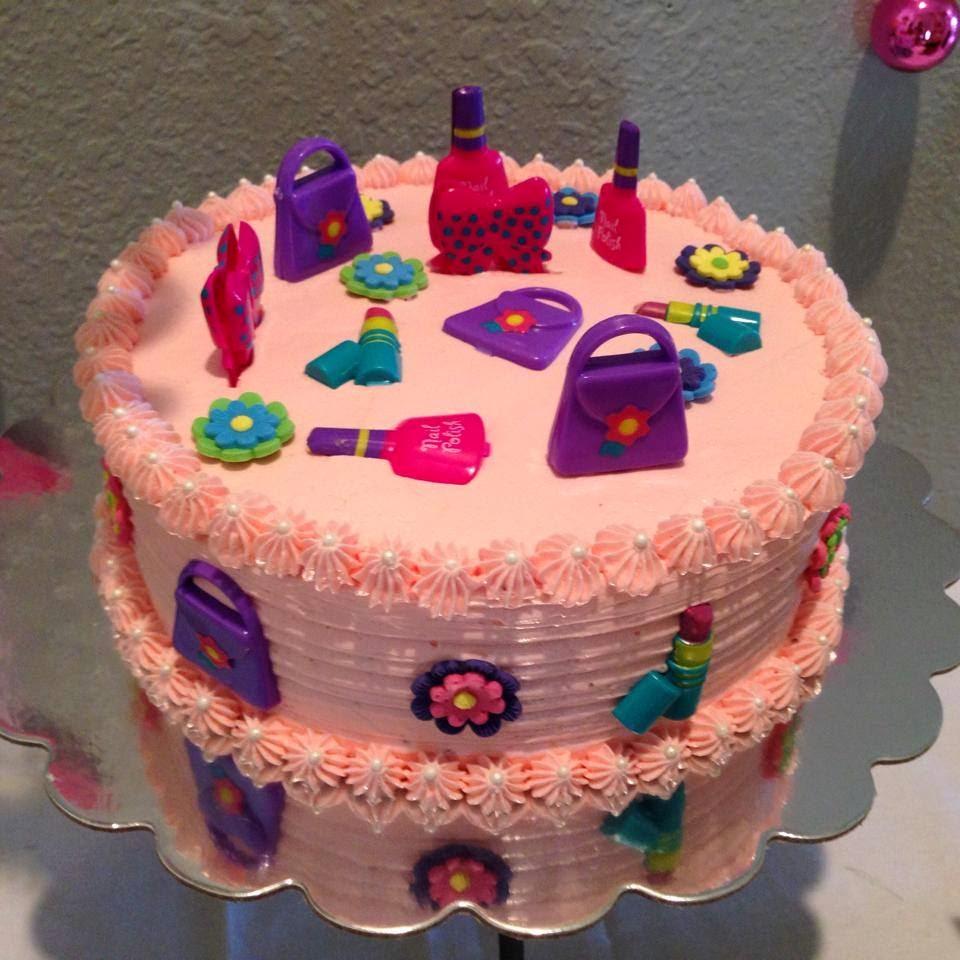 Nail Polish Birthday Cake Ideas Hireability