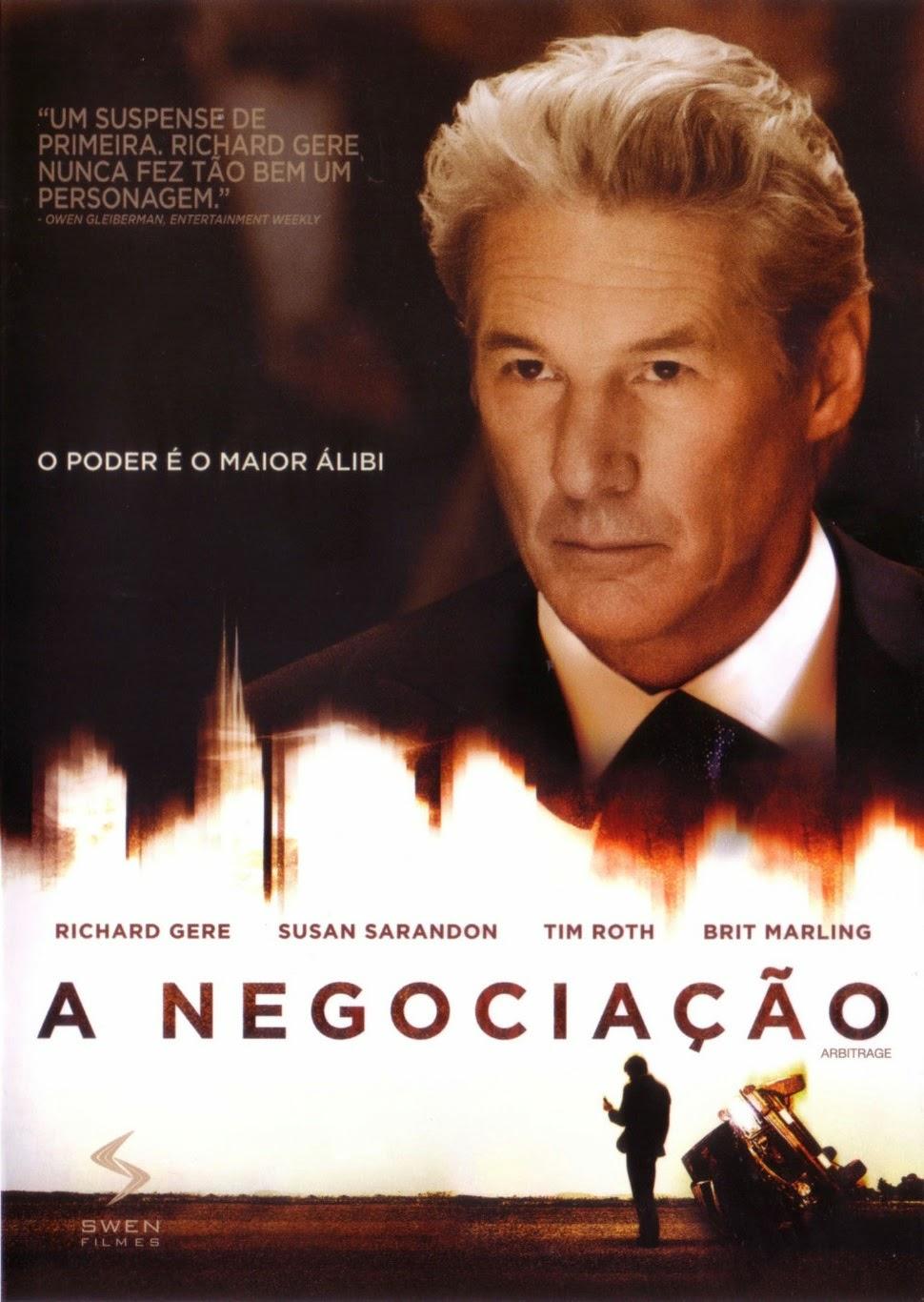 A Negociação – Dublado (2012)