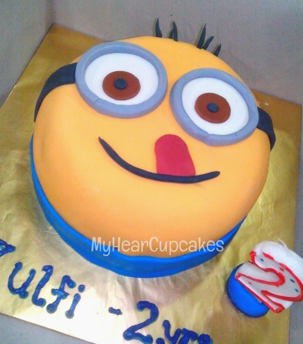 Cartoon Birthday Cake Images With Name : MyHeartCupcakes: Cartoon Character Cakes