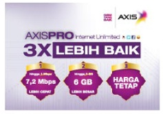 tarif internet Axis Terbaru 2013 lengkap | Unlimited