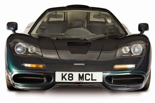 Os carros mais velozes do mundo