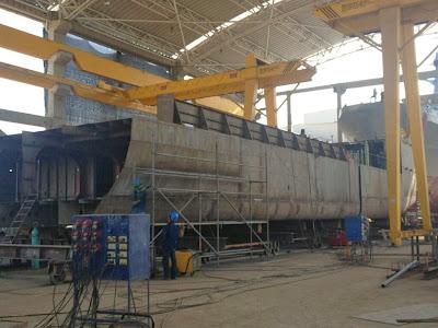 Cotecmar BDA Buque Desembarco Anfibio Armada Colombia