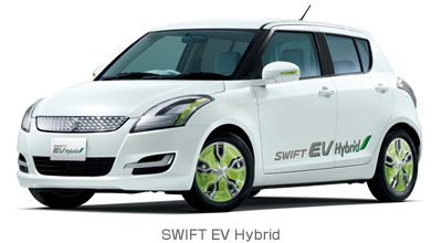 Suzuki SWIFT EV Hybrid - Subcompact Culture