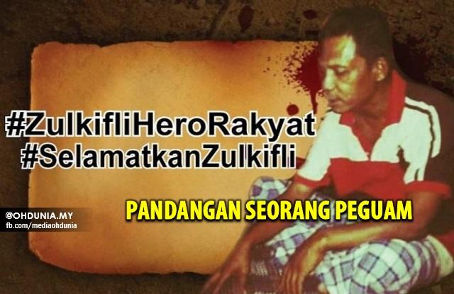 Pandangan peribadi seorang peguam tentang kes Zulkifli bunuh perompak