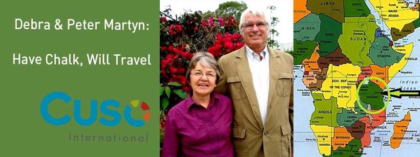Debra & Peter Martyn:
