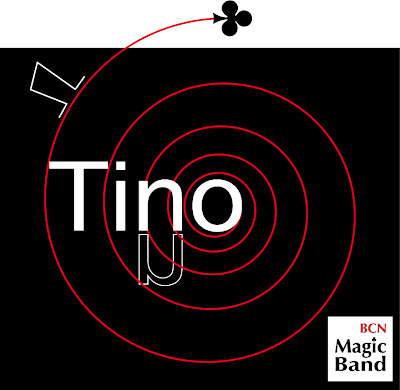 Tino BCN MAGIC BAND