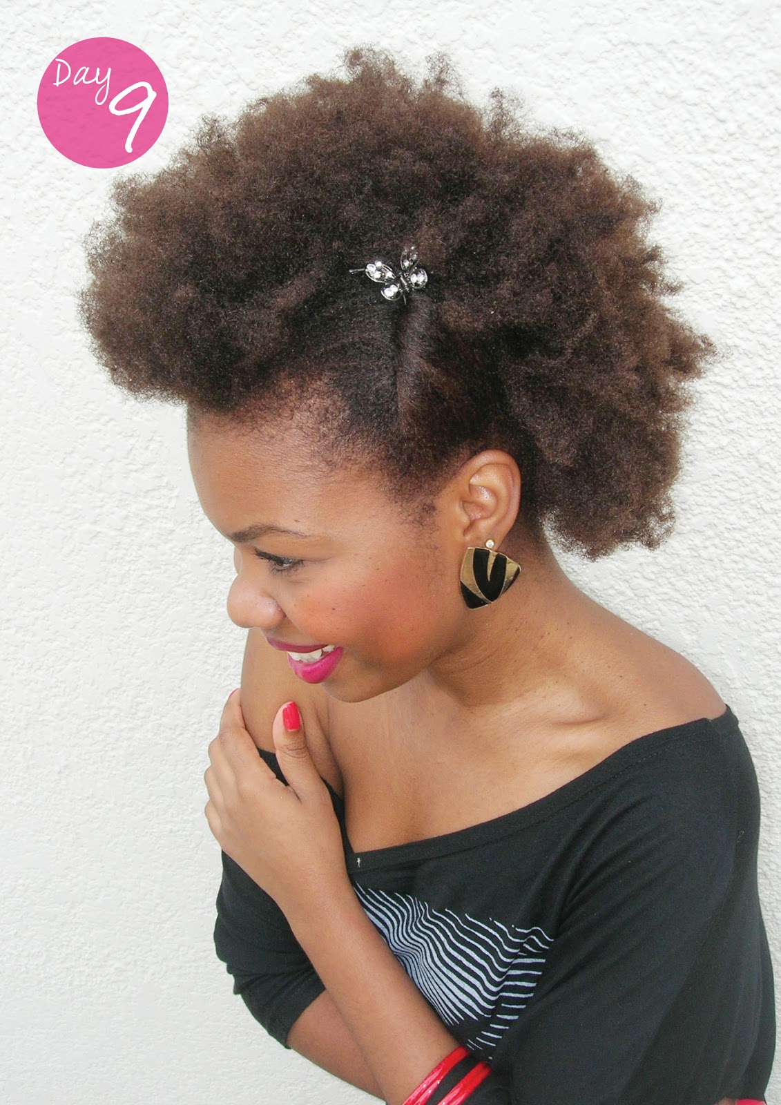 Natural Hair & Beauty Blog: 30 Days, 30 Hair Accessories: Day 9