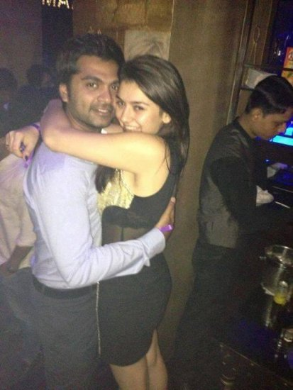 Semi Nude Pictures of Me and Simbu Are Morphing Says Hansika