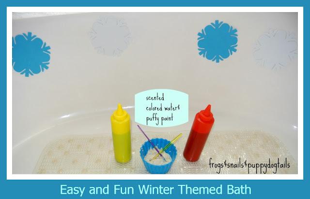 bath activities