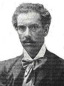 Prudenci Bertrana i Comte  a principios de 1900