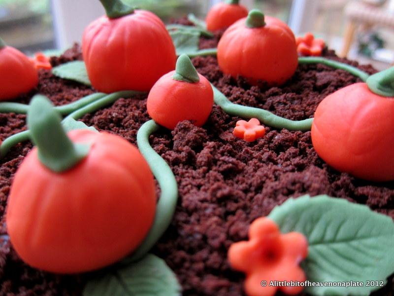 Soil cake recipe