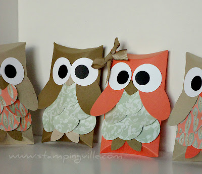 Paper Owl Big Shot Project