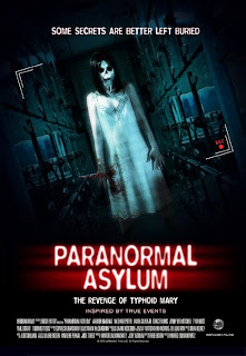 Ver online: Paranormal Asylum: The Revenge of Typhoid Mary (2013)