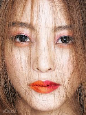 Han Ye Seul Allure January 2016