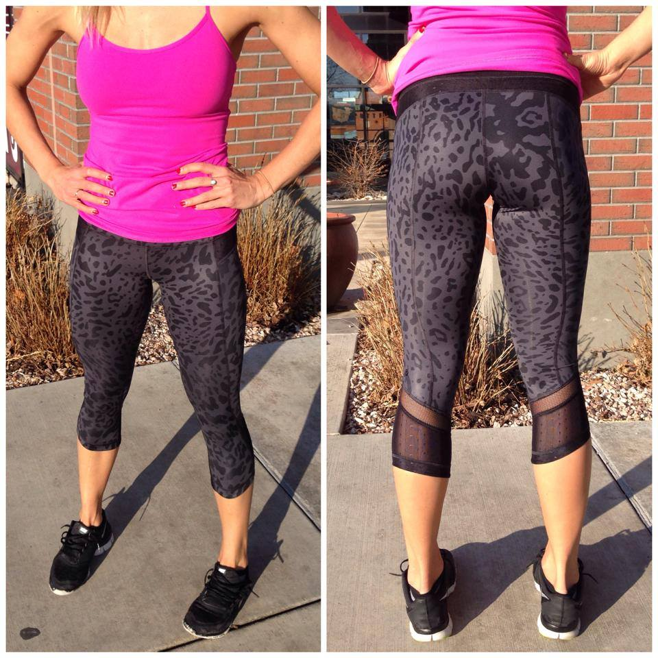 lululemon raspberry glo power y