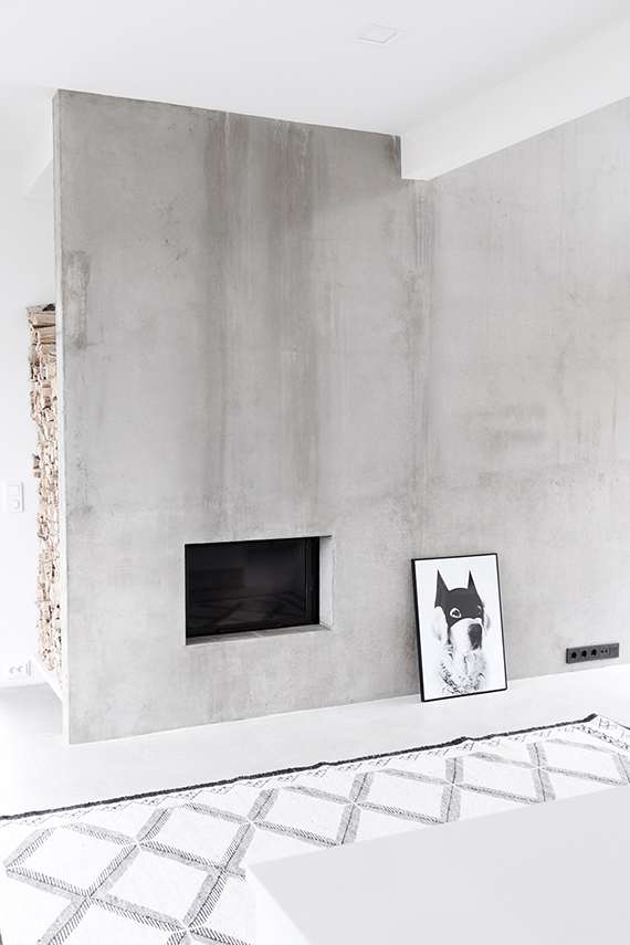 Scandinavian minimalism by Musta Ovi