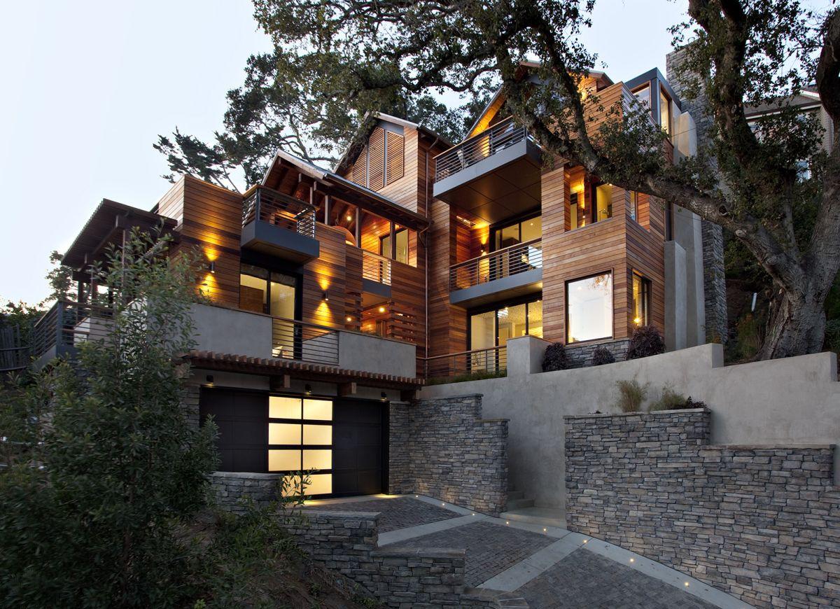 Modelos de Casas. Diseños de Casas y Fachadas: Diseños de Casas ...