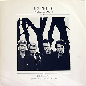 Lirik Lagu U2 Pride ( In The Name of Love ) with chord