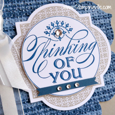 Stampin' Up! Just Thinking Single Stamp