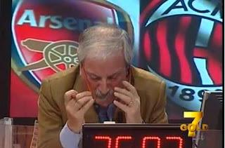 Arsenal Milan 3-0 crudeli