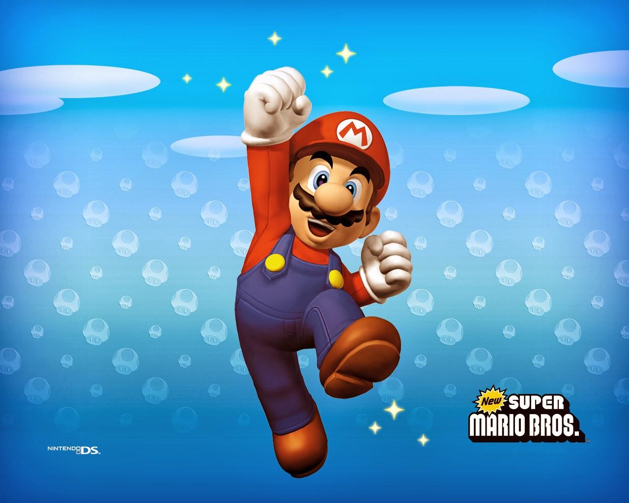 El origen del nombre de Super Mario