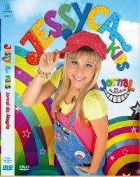 CD de Jessyca Kids – Jornal da Alegria