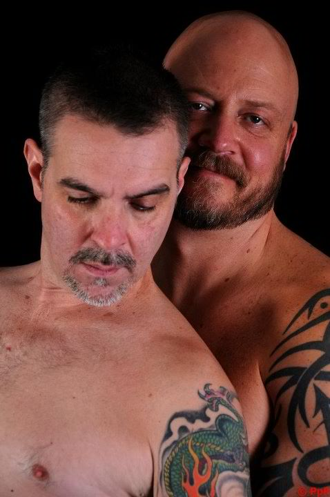 DOUBLE PENETRATION, Part 2. (AKA: A LEATHER LOVE STORY):