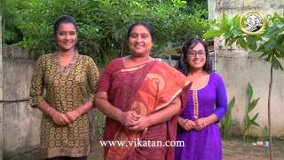 Deivamagal 19-10-2013 Sampoornam (Rajalakshmi) invites all Viewers For Saturday Episode's