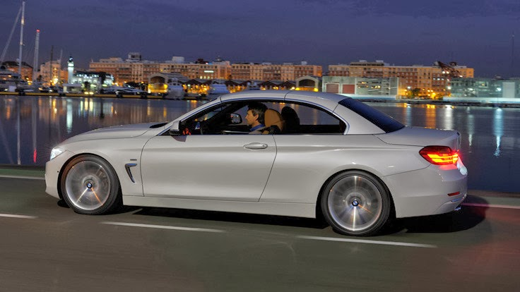 cabrio news das neue bmw 4er cabrio. Black Bedroom Furniture Sets. Home Design Ideas
