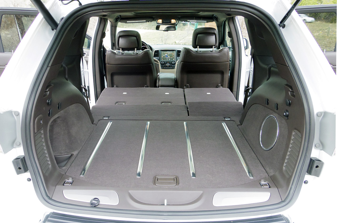 2014 jeep grand cherokee 3rd row autos weblog. Black Bedroom Furniture Sets. Home Design Ideas