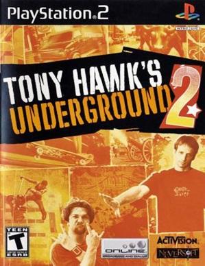 Download Tony Hawks Underground 2 PS2
