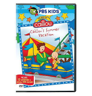 Caillou's Summer Vacation