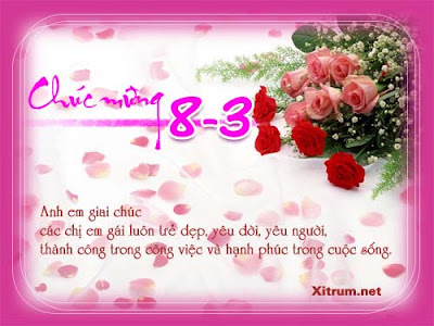 chúc mừng ngày 8/3, happy woman's day photos