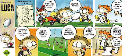 rugby con luca norte rugby
