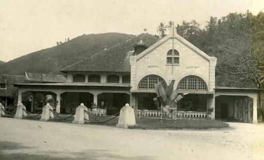 Wisata Ke Gedung Pusat Kebudayaan Sawahlunto