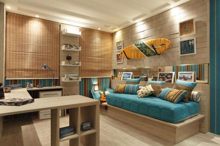 Uma Carioca na Roça DECORAÇÃO quarto do rapaz ~ Quarto Solteiro Rapaz