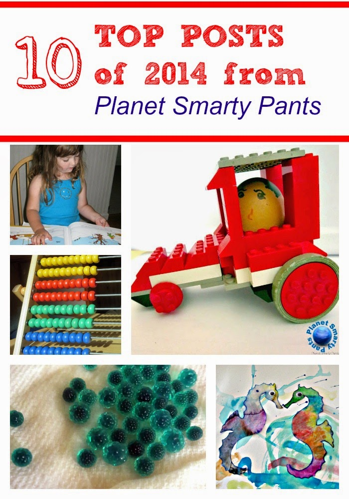 Top posts of 2014 from Planet Smarty Pants