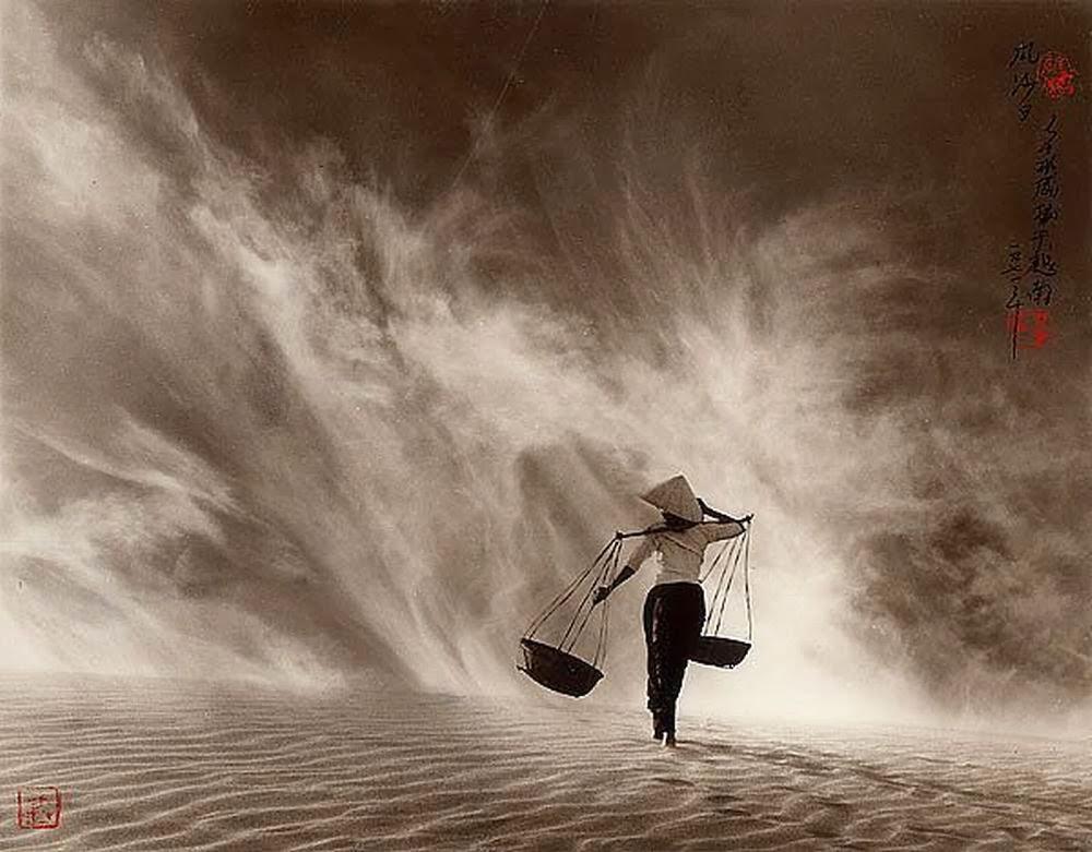 La tormenta de arena de Murakami