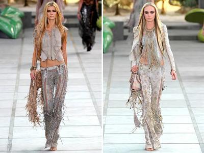 moda de luxo feminina
