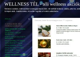Téli wellness ajánlatok: