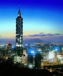 fastest lift, taipei 101