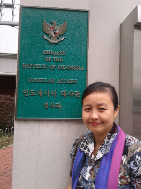 KEDUBES RI DI SEOUL