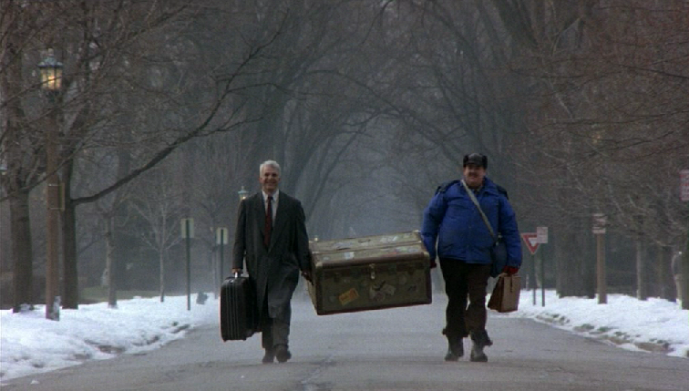 The Daily Flick: Flick of The Day: Planes, Trains & Automobiles