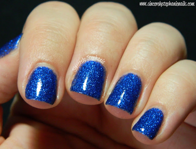 Beyond The Nail Blue Microglitter