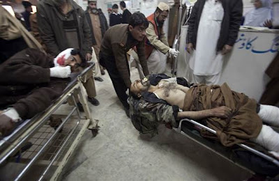 Bomb blast kills seven in NW Pakistan