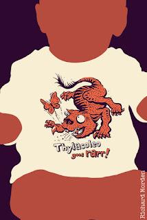 Thylacoleo tshirt